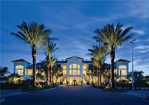 BallenIsles Country Club's $26 million State-of-the-Art Sports Complex.  (PRNewsFoto/BallenIsles Country ...