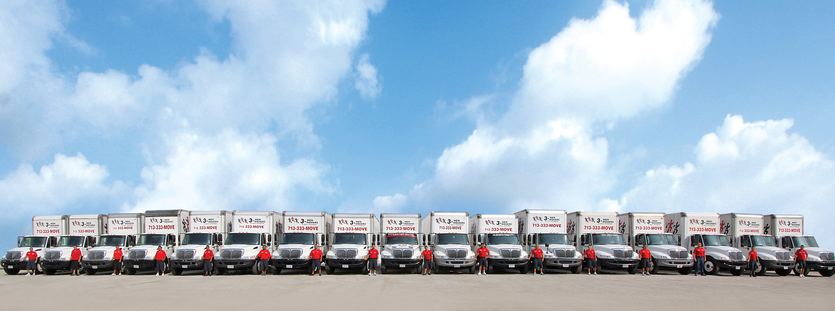 From one Frito Lay truck in 1985 to a fleet of over 80 today.