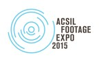 Logo for ACSIL FOOTAGE EXPO 2015