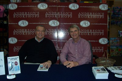 Authors John Harmata and Paul Zientarski.