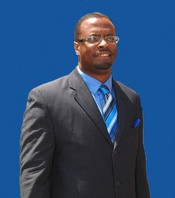 Acting Premier, Hon. Mark A.G. Brantley.  (PRNewsFoto/Nevis)