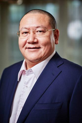 Cheng Kin Ming, Chairman, Asia Pacific Resource Development Investment Ltd. (APRD) (PRNewsFoto/APRD)