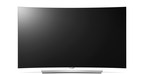 LG Electronics (LG) is unveiling its expanded OLED TV lineup at the 2015 International CES (R), Jan. 6-9 in Las Vegas. With seven different new 4K OLED TVs - flexible, curved and flat models spanning 55 (54.6 inches diagonally), 65 (64.5 inches diagonally) and 77 (76.7 inches diagonally) inches in display size - LG OLED TVs continue to be in a class of their own, offering consumers a whole new viewing experience inspired by picture quality with perfect blacks and colors. Included in the lineup is the Floating Art Slim CURVED 4K OLED TV (Model 65EG9600).