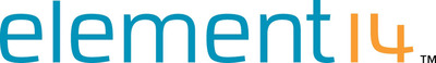 element14 logo.  (PRNewsFoto/element14)