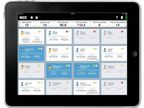 The NICE Manager On-the-Go tablet application gives managers real-time insight into all contact center operations