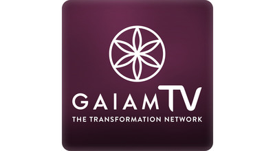Gaiam TV logo.  (PRNewsFoto/Gaiam TV)