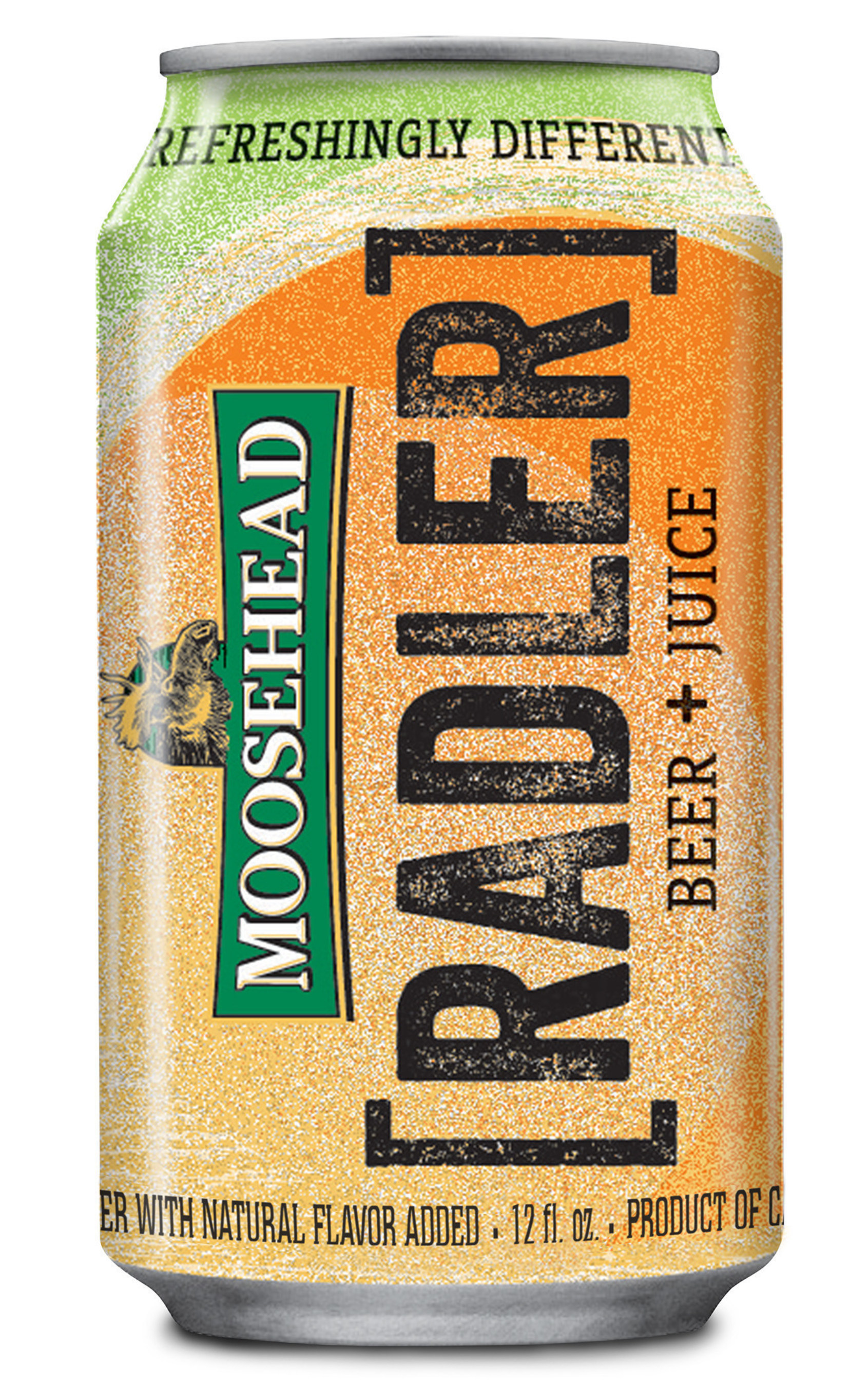 Moosehead Radler- a unique combination of beer with grapefruit, grape and lemon juices- launching in the US this Spring. Moosehead is a product of Moosehead Brewery, Canada's oldest independent brewery based in Saint John, New Brunswick.