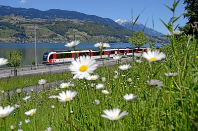 Discover Switzerland at a Discount with 30% Off Select Swiss Travel Passes from Rail Europe (Zentralbahn/Swiss Travel System)