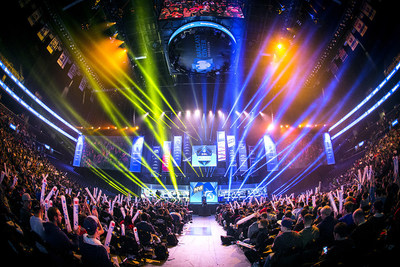 ESL One at Barclays Center