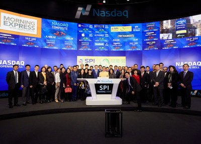 SPI Energy, a global provider of photovoltaic (PV) solutions, opened for trading on the Nasdaq Global Select Market on January 19, 2016.