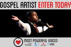 Calling Gospel Artists! mostpowerfulvoices.org.  (PRNewsFoto/American Heart Association/American Stroke Association)