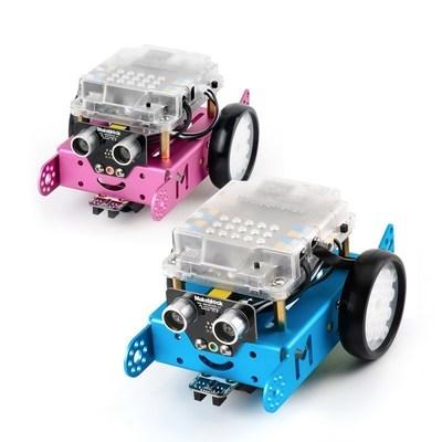 Pink mBot & Blue mBot