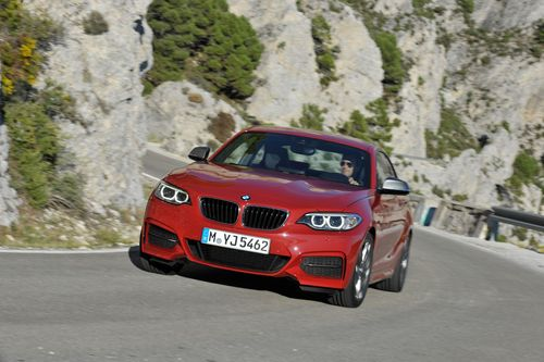 The BMW 2 Series. A new dimension in dynamics. (PRNewsFoto/BMW Group)