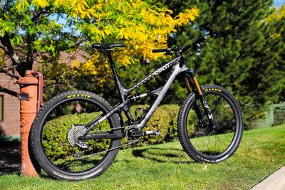 Acclaimed Spot Rollik MTB Frame Reinforced by TeXtreme®
