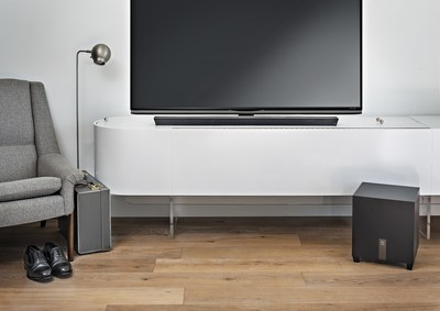 Definitive Technology Debuts Its Lowest Profile Sound Bar To Date