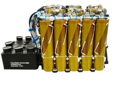 EaglePicher MEV battery