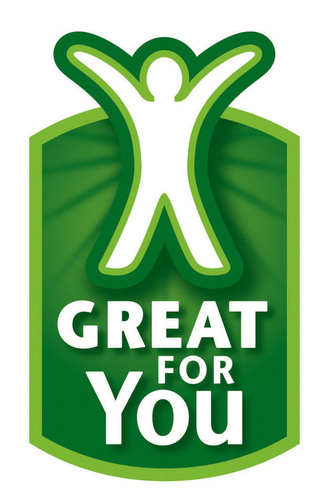"Walmart Unveils ""Great For You"" Icon.  (PRNewsFoto/Wal-Mart Stores, Inc.)"