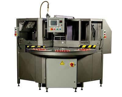 Sonoco Alloyd's new Aergo 6 heat sealing machine.  (PRNewsFoto/Sonoco)