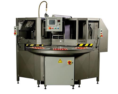 Sonoco Alloyd Unveils New Aergo® 6 Heat Sealing Machine at Pack Expo 2012