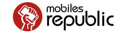 Mobiles Republic, publisher of the popular news syndication mobile app NEWS REPUBLIC.  (PRNewsFoto/Mobiles Republic)