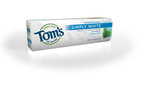 Bring Back the Natural Beauty of Your Smile with Tom's of Maine Simply White.  (PRNewsFoto/Tom's of Maine)