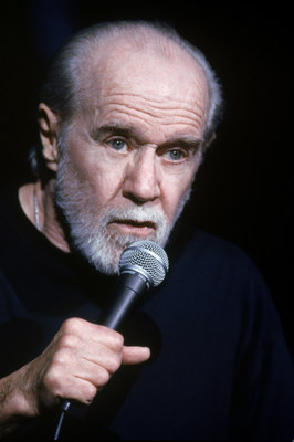 New George Carlin Album to Premiere on SiriusXM September 1. Photo courtesy of The George Carlin Estate.
