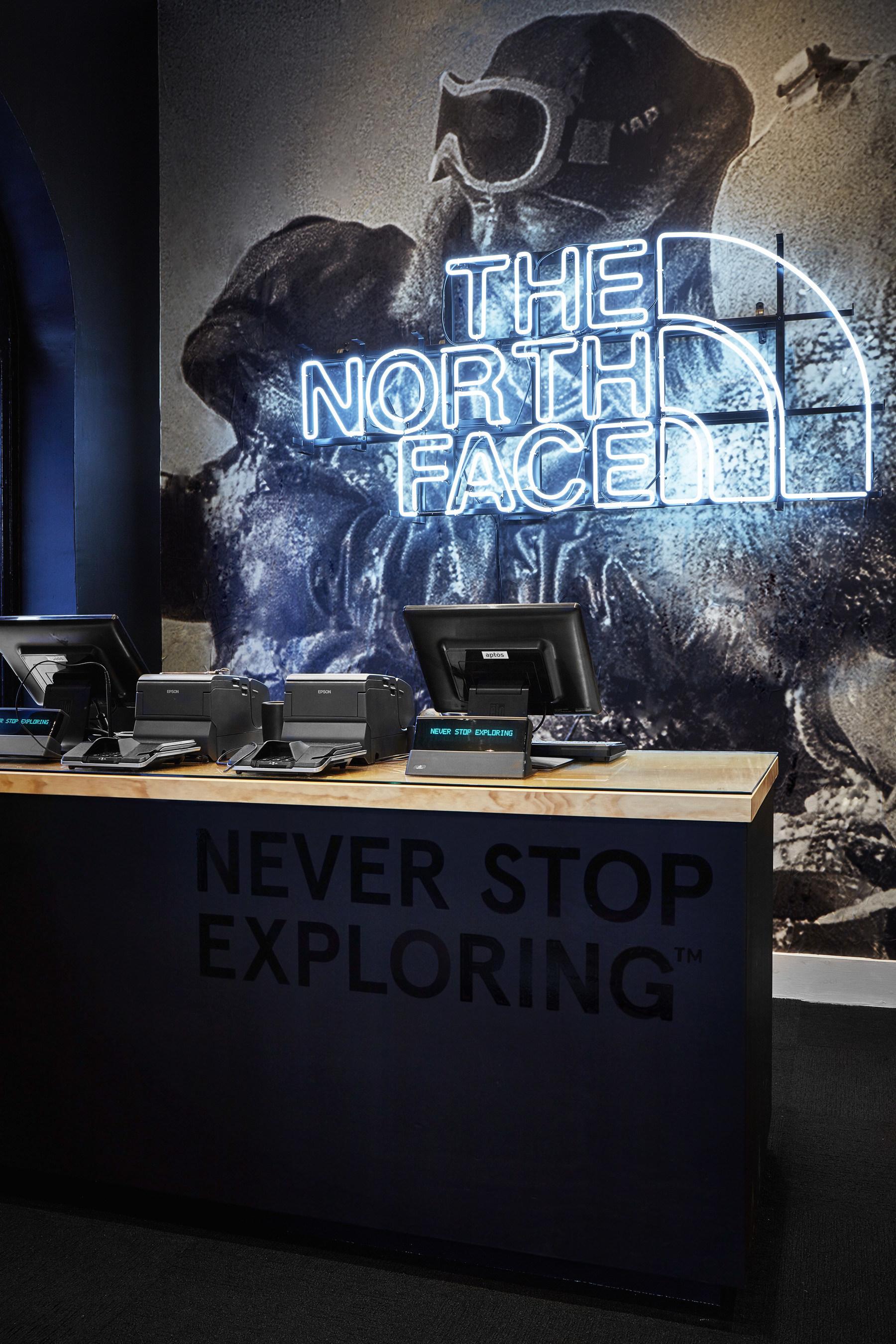 The North Face Urban Exploration Concept Shop | 701 Sansome St. San Francisco