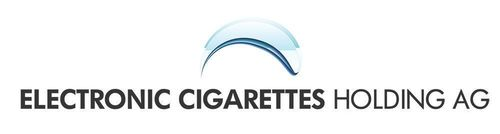 Electronic Cigarettes Holding AG logo (PRNewsFoto/Electronic Cigarettes Europe AG)