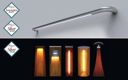Cooper Lighting's io(R) LED Balance Beam received a Silver Award and was honored with a prestigious ...