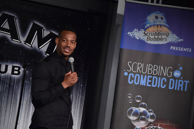 Marlon Wayans hosts the Scrubbing the Comedic Dirt comedy show for Scrubbing Bubbles in New York City on Monday, June 13, 2016 at Gotham Comedy Club (Mike Coppola / Getty Images for SC Johnson)