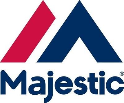 Majestic Athletic logo (PRNewsFoto/Majestic Athletic)