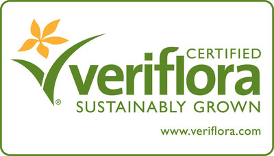 Veriflora Certification Mark.  (PRNewsFoto/Scientific Certification Systems)