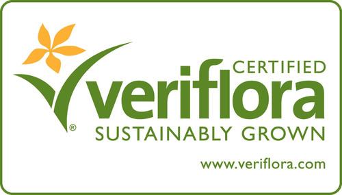 Veriflora Certification Mark.  (PRNewsFoto/Scientific Certification Systems)