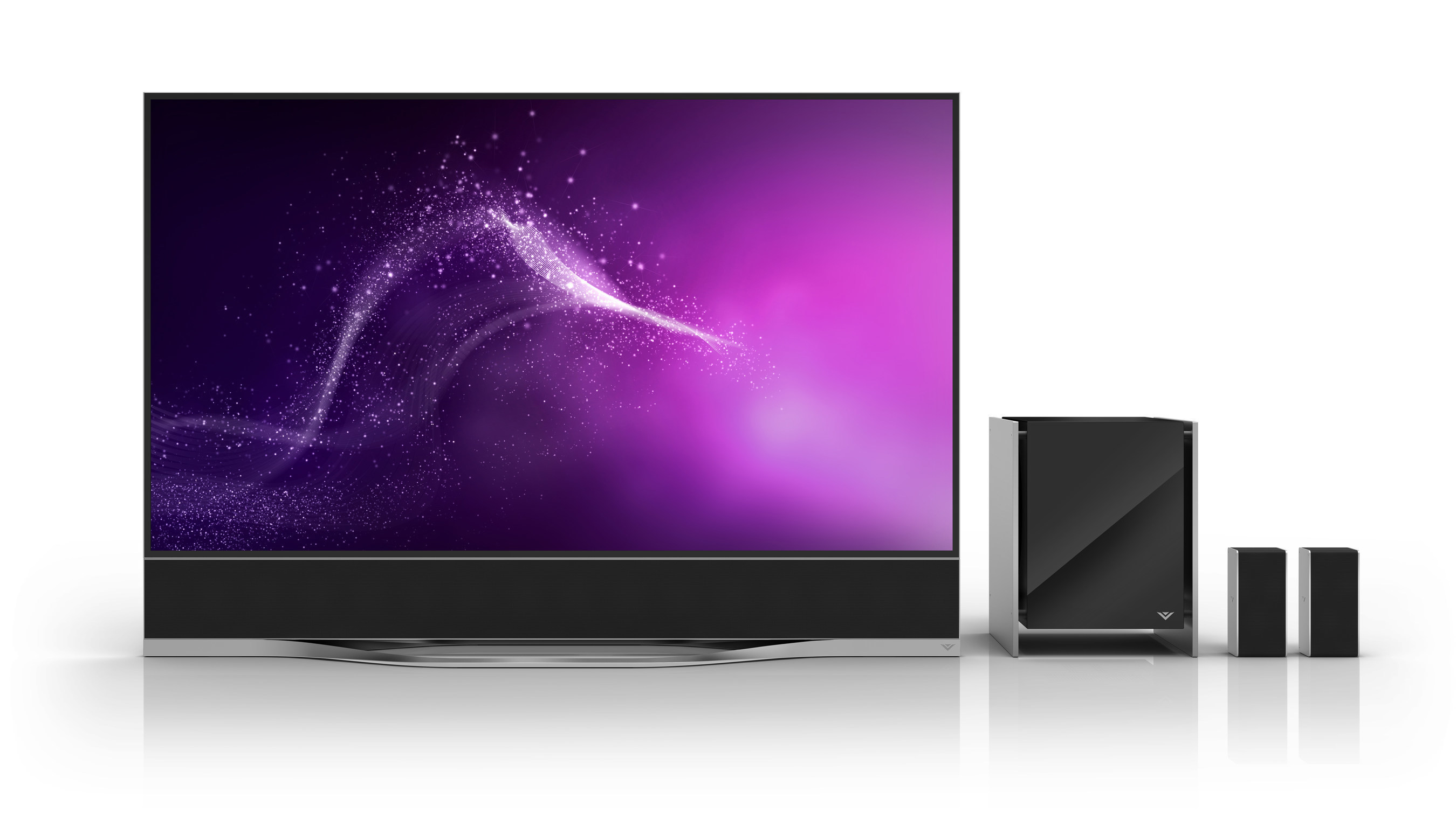 First-Ever High Dynamic Range-Enabled Ultra HD TV Supporting Dolby Vision(TM) Delivers An Unprecedented 384 Active LED Zones(TM), Ultra-Color Spectrum, Access to 4K Ultra HD Dolby Vision Titles via VUDU and An Integrated 5.1 Sound Bar System, Culminating in the Most Captivating Entertainment Experience Possible