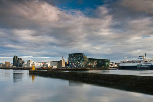 Join the Arctic Circle, an open assembly on Arctic issues on October 12-14 at Harpa Reykjavik Conference Centre.  (PRNewsFoto/Arctic Circle)