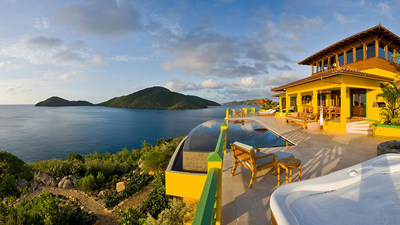 Concierge Auctions to Sell a Stunning Sanctuary on Her Majesty's Most Picturesque Island: Tortola,