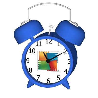 AVG Alarm Clock Xtreme Free on Amazon Fire Phone.