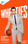 "Wheaties today welcomes pro basketball MVP Stephen Curry to the Team Wheaties family with a new limited-edition box available in stores in June. A proven all-star on and off of the court, Curry's leadership and performance cemented his ""Breakfast of Champions"" honors on the Wheaties box."