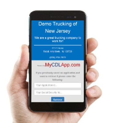 Today nearly every driver has a smartphone, and they have it with them at all times. Very few drivers carry with them a printer, scanner, or a stamp. Stop relying on drivers to print, fill-out, scan, and email/mail a PDF driver job application to you. MyCDLapp.com puts your truck driver job application in the hands of every driver. MyCDLapp.com allows drivers to complete your driver application, along with all of the consent forms, the moment they see your job posting. Our online driver applications are mobile-ready and accept electronic signature from any device.