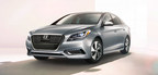 2016 Hyundai Sonata Hybrid Delivers Increased Fuel Economy, Sophisticated Design
