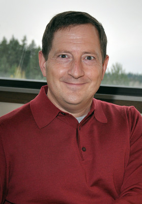 Curtis Kopf is Alaska Air Group's new vice president of customer innovation.  (PRNewsFoto/Alaska Air Group)