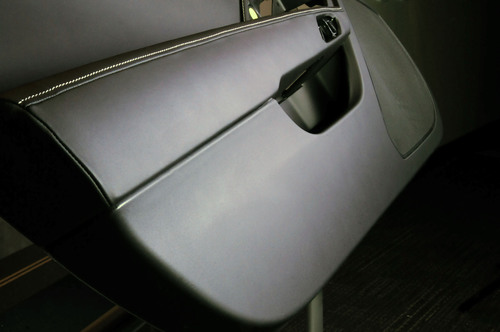 IAC debuts its innovative Smartfoil(TM) solution for the lower door panels on Chevrolet's most anticipated ...