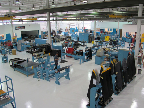Piedmont Propulsion Systems, LLC, a subsidiary of First Aviation Services, Inc., Announces