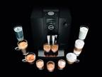 Coffee 24/7: New JURA IMPRESSA F8 TFT
