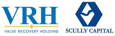 Value Recovery Holding (VRH), will combine its resources with Scully Capital to manage a joint consulting practice.