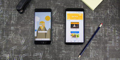 Explain Everything Collaborative, Screencasting, and Interactive Whiteboard for iOS and Android