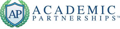 Academic Partnerships logo (PRNewsFoto/University of South Carolina,Aca)