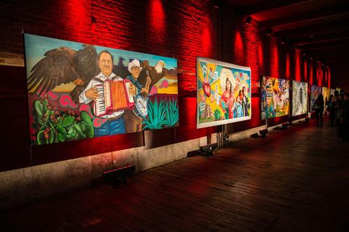 Empieza la votación para el mural más inspirador en el José Cuervo 'Tradicional Mural Project 2012'