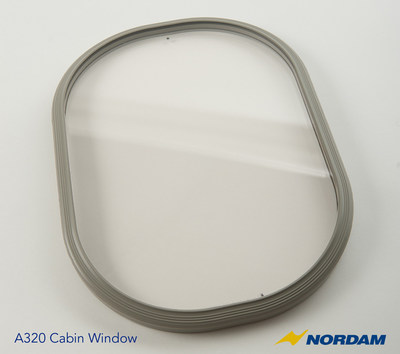 NORDAM OEM A320 Cabin Window