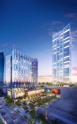 IHG and Greenland USA to Develop the First Hotel Indigo(R) in Downtown Los Angeles (PRNewsFoto/IHG)